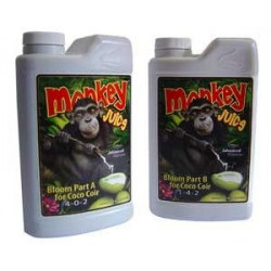Advanced Nutrient Monkey Juice Coco Bloom A+B 1 L