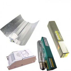 Kit Lampe HPS 400W 1er PRIX - Ballast Magnétique HPS/MH