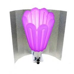 Kit Eco CFL 200 W - Purple - 50 000 K
