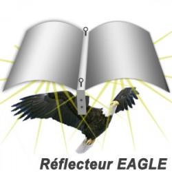 Reflecteur !NEW! -EAGLE- Medium Miroité