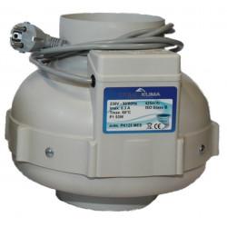 Extracteur centrifuge PrimaKlima PK-125 diam. 125 mm Débit 360 m3/h