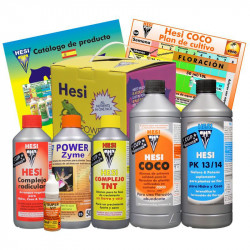 Pack complet HESI STARTER KIT Coco