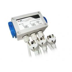 Relais électrique - GSE - Relay Box - 8 x 600 Watts