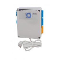 Relais électrique - GSE - 4 x lampes 600 W + Timer intégré + Chauffag