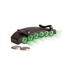 GREEN LANTERNE CASQUETTE LED