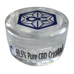 Alpha - Cristaux Cbd 99.5%...