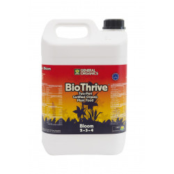 GHE BIO THRIVE BLOOM General Organics 5L