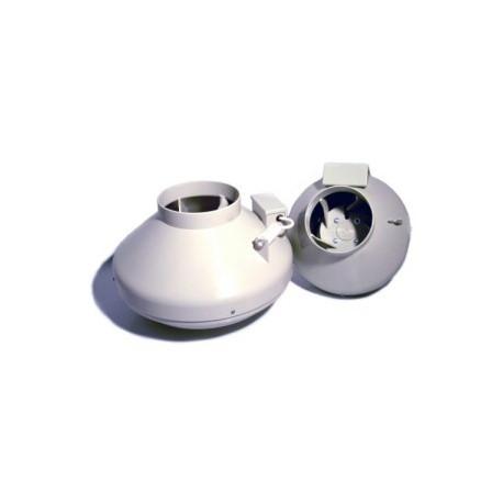Extract. Centrif. SYSTEMAIR RVK 100E2-A1 diam. 100 mm Débit 160 m3/h