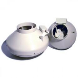 Extract. Centrif. SYSTEMAIR RVK 125E2-A1 diam. 125 mm Débit 220 m3/h
