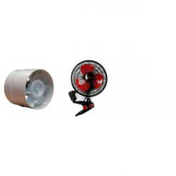 Kit - Kit ventilateur et...