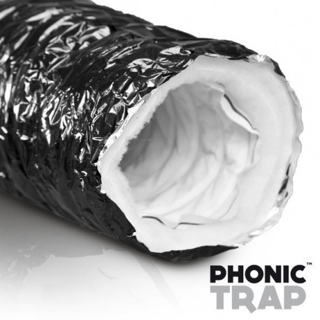 Gaine Phonic Trap  diam. 125 mm 6 mètres