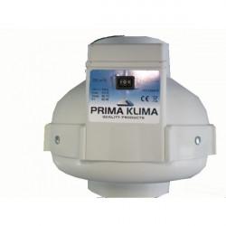 Extracteur centrifuge PrimaKlima PK-125 diam. 125 mm Débit 240-360 m3/h