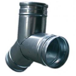 Extracteur Axial de Gaine SVENT - diam 100 mm - Débit 160 m3/h