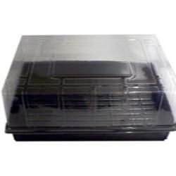 Mini Serre Plastique Souple 51 x 29 x h/18 cm