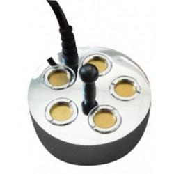 Brumisateur à ultrason (Humidificateur / Ultraponie) Mist Maker 5 têtes