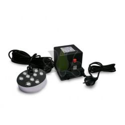 Brumisateur à ultrason (Humidificateur / Ultraponie) Mist Maker 9 têtes