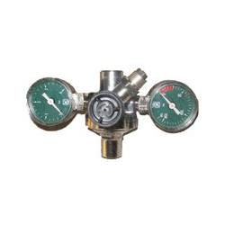 Détendeur CO2 avec Manomètre pour bouteille Jetable JBL