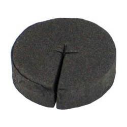 Disque en mousse  diamètre 5 cm