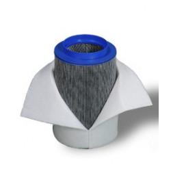 Filtre à charbon 100% diam. 100 Mini 200 m3/h