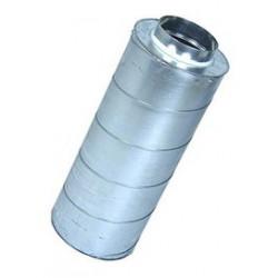 Silencieux diam. 160 mm - L 30 cm