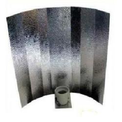 Réflecteur Miroité Martelé 40 x 50 cm