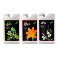 Advanced Nutrients Tri Pack (Grow/Bloom/Micro) 1 L