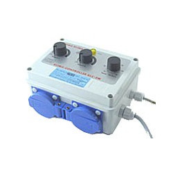 Controlleur Vitesse KLIMA -KLC-2 M - 2 x 600 Watts