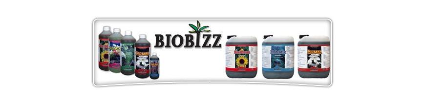 Engrais Biobizz  et additifs top max  bio heaven
