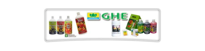 Engrais GHE - flora series