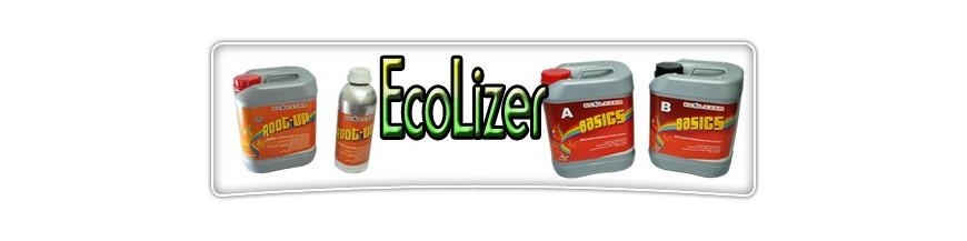 Ecolizer basics-top up-root up