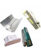 Kits Eclairage HPS - Lampe Haute Pression Sodium - Culture Interieur